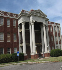 """We have (Griffin Memorial Hospital) here so we're able to house them, but what ends up happening is if we don't have room here, we have to transport them to another facility in the state,"" Brent Barbour, a lieutenant of Norman Police Department, said, referring to Griffin Memorial Hospital. -Carleta Latham/Flickr Creative Commons"